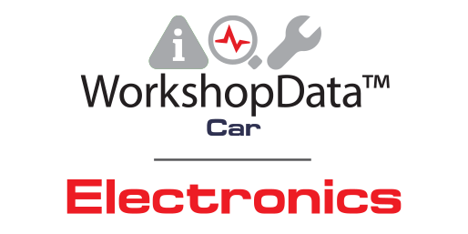Logo WorkshopData Car | Electronics