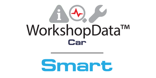 Logo WorkshopData Car | Smart