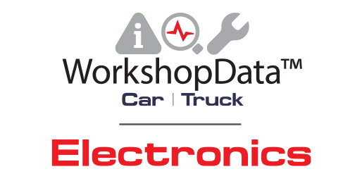 Logo WorkshopData Car Truck Electronics
