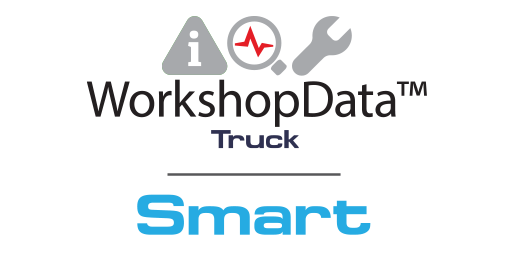 Logo WorkshopData Truck | Smart